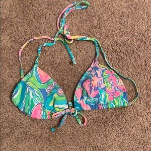 Lilly Pulitzer bikini top